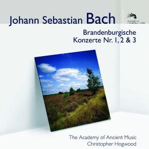 Brandenburgische Konzerte 1-3 (Audior)