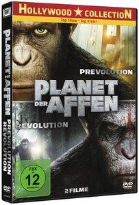 Planet der Affen: Prevolution & Revolution