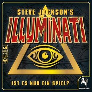 Illuminati. Brettspiel