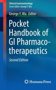 Pocket Handbook of GI Pharmacotherapeutics