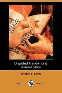 DISPUTED HANDWRITING (ILLUSTRA
