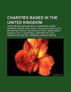 Charities based in the United Kingdom