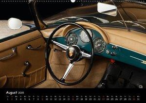 Bau, S: Classic 356 (Wandkalender 2015 DIN A2 quer)