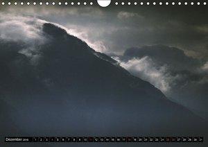 Hochgebirge (Wandkalender 2016 DIN A4 quer)