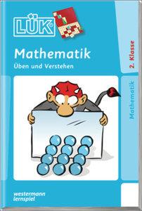 LÜK. Mathematik 2. Mathematik üben und verstehen für Klasse 2