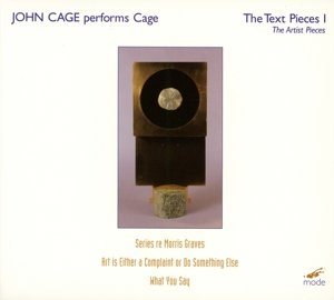 John Cage Reads Cage-Text Pieces 1