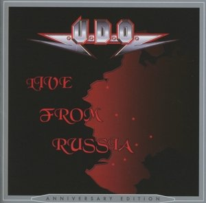 Live From Russia (Re-Release)