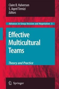 Effective Multicultural Teams