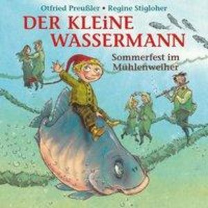 Der Kleine Wassermann-Sommerfest Im Mühlenweiher