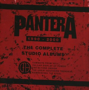 Complete Studio Albums1990-2000,The