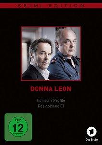 Donna Leon: Tierische Profite/Das goldene Ei (Kr