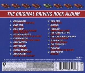 Original Driving Rock Album