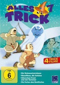 Alles Trick 7 (Die Schneesturmhexe; Die Reise des Bonifazius; As