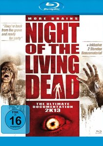 Night of the Living Dead-Blu-ray Disc