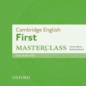 First Certificate Masterclass Upper-Intermediate: B2. Class CDs