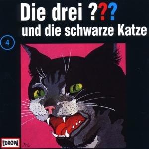 Die drei ??? 004 und die schwarze Katze (drei Fragezeichen). CD