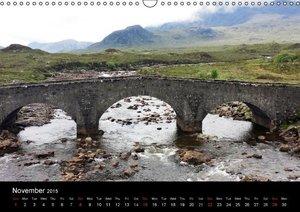Historic Scotland (Wall Calendar 2015 DIN A3 Landscape)