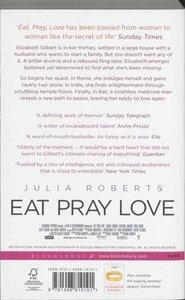 Eat, Pray, Love. Film Tie-In