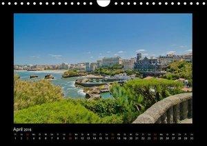 Gascogne (Wandkalender 2016 DIN A4 quer)