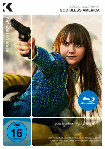Kino Kontrovers: God Bless America (Blu-ray)