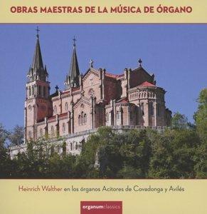 Meisterwerke Der Orgelmusik