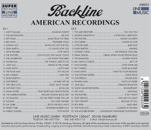 Backline Vol.23