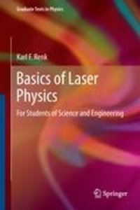 Basics of Laser Physics
