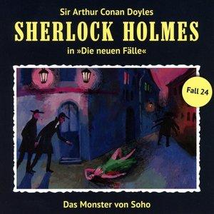 Sherlock Holmes - Neue Fälle 24. Das Monster von Soho