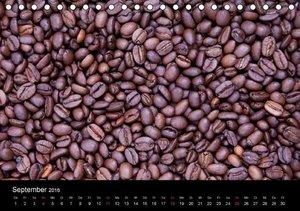 Kaffee & Schokolade (Tischkalender 2016 DIN A5 quer)