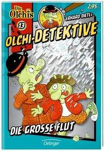 Olchi-Detektive 13 Die große Flut
