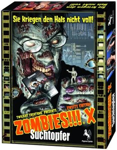 Zombies!!! X: Suchtopfer