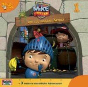 Mike, der Ritter 01 ...und der lächelnde Schatz