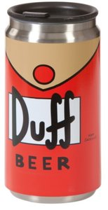"The Simpsons - Thermotasse ""Duff Bierdose"