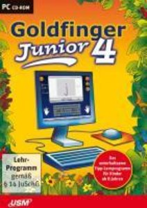 Goldfinger Junior 4.0/CD-ROM