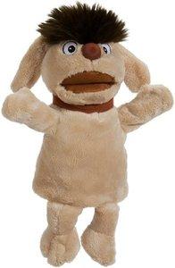 Heunec 643574 - Sandmann und Freunde: Handpuppe Hund Moppi 28 cm