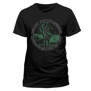 Joshua Tree (T-Shirt,Schwarz,Größe L)
