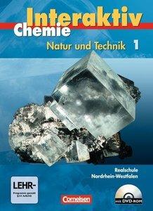 Chemie interaktiv 1. Schülerbuch mit CD-ROM. Realschule Nordrhei