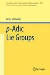 p-Adic Lie Groups