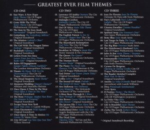 Film Themes-Greatest Ever
