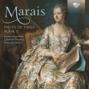 Pieces de Viole - Book V