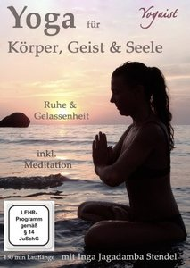 Yoga gegen Burnout - mit Gelassenheit zur inneren Mitte