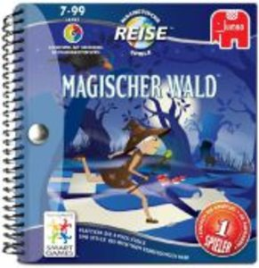 Smartgames Reisespiel - Magischer Wald