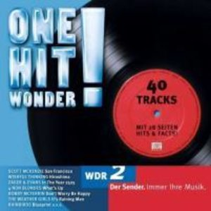 One Hit Wonder-WDR 2