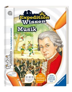 Ravensburger 006168 - TipToi - Expedition Wissen