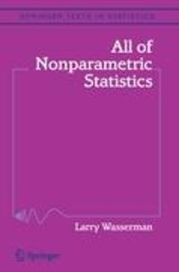 All of Nonparametric Statistics