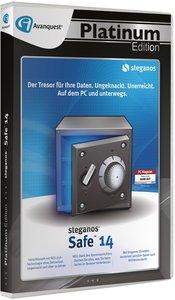 Avanquest: Steganos Safe 14 - Platinum Edition