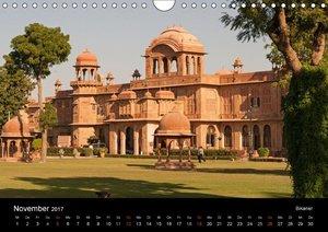 Indien, vom Taj Mahal zur Wüste Thar (Wandkalender 2017 DIN A4 q