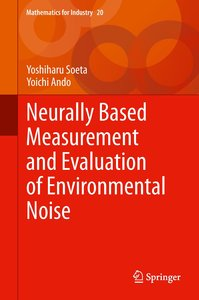 Neurally Based Measurement and Evaluation of Environmental Noise