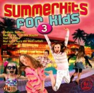 Summerhits For Kids Vol.3
