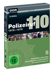 Polizeiruf 110 - Box 5 (8 Episoden)